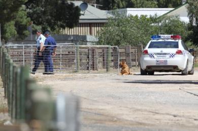 0037-Kapunda murders crimescene