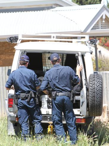 0038-Kapunda murders crimescene
