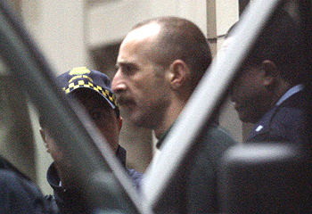 Back to jail, hopefully for life