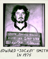 1975. Edward Jockey Smith, 33, escaped from Pentridge Prison in Coburg-pola
