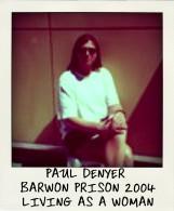April 2004. Paul Denyer in Barwon Prison-pola