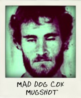 MAD DOD COX MUGSHOT