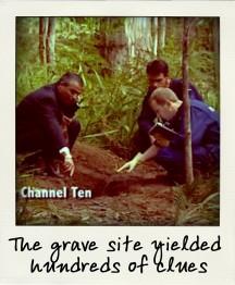 crime scene grave-pola