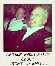 He wants out ... Arthur Neddy Smith 2008-pola