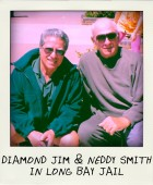 James -Diamond Jim- Shepard and Neddy Smith at Long Bay Jail-aussiecriminals
