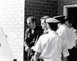 Julian Knight leaves Brunswick court