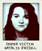 Natalie Russell, victim-pola