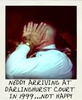 Nov12,1999 Neddy Smith Arriving at Darlinghurst court-pola