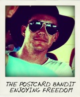Postcard Bandit Brenden James Abbott, left, before his incarceration.-001-aussiecriminals