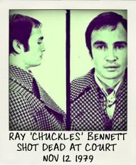 Raymond Patrick Chuckles Bennett-pola