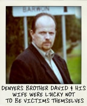 Brother David Denyer near HM Barwon Prison 2005-aussiecriminals