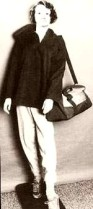 Life-sized mannequin of Elizabeth Stevens_aussiecriminals