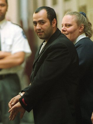 Belal El-Ahmad was convicted of the murder of Paul Parsons.