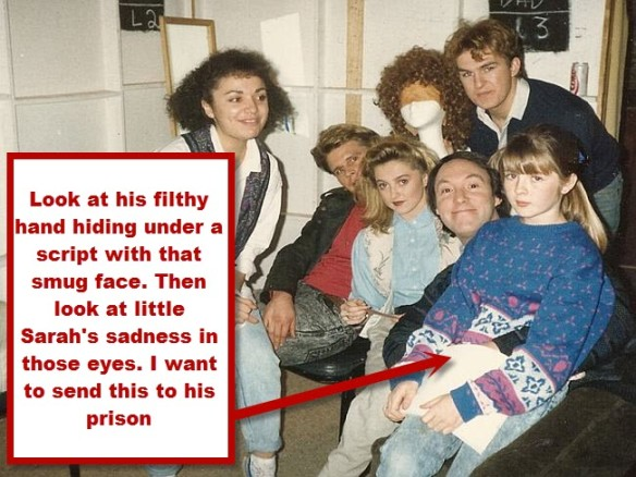 Cast of TV show Hey Dad, including Robert Hughes, Sarah Monahan and Simone Buchanan.