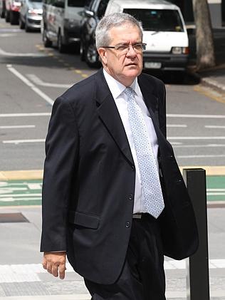 Crown Prosecutor Michael Byrne QC