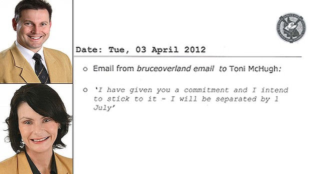 exibit email