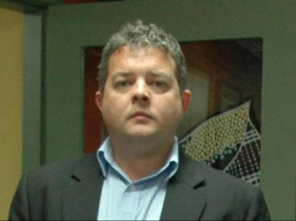 Former Katungul CEO Damien Matcham