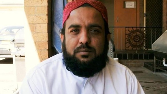 "Imam Riaz Tasawar from the Mayfield Mosque, who ""married"" the 12-year-old girl to the 26-year-old man."