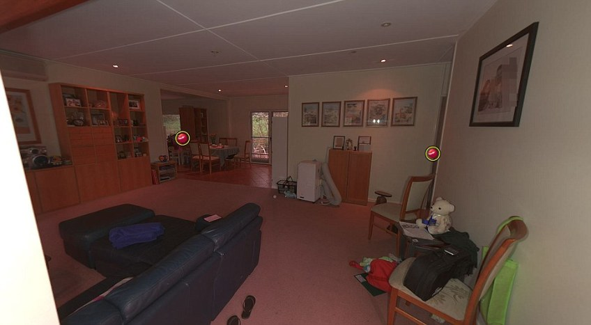 360 interactive tour of the home of Gerard Baden-Clay and Allison Baden-Clay in Brisbane. Gerard Baden-Clay is accused of murdering his wife, Allison