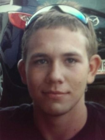 Photo- Kyle Coleman was last seen on the morning of February 22 leaving a home in Soldiers Hill. (Qld Police Service)