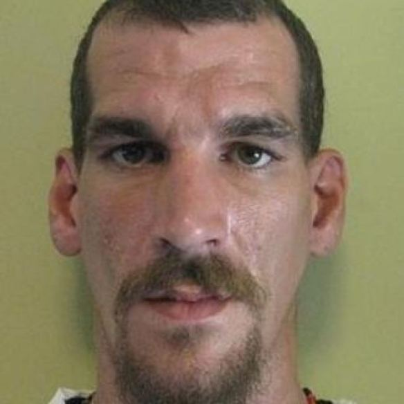 Sean Carmody-Coyle has gone missing from the Ararat prison for the second time in less than a year.
