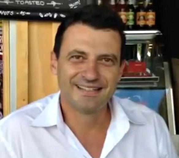Luke Margaritis - World traveling teacher & convicted paedophile