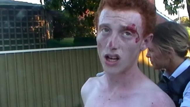The SA Supreme Court has released police footage of the youth who shot dead Lewis McPherson on New Years Eve in 2012.