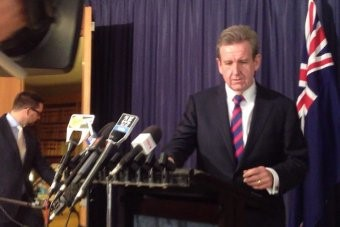 NSW Premier Barry O'Farrell says he will resign