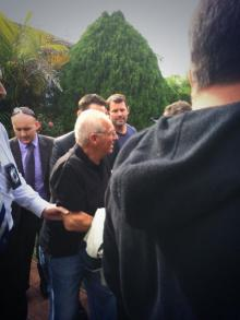 Roger Rogerson removed from Padstow Heights home