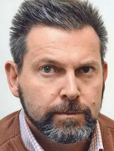 An image of a bearded Gerard Baden-Clay that was tendered