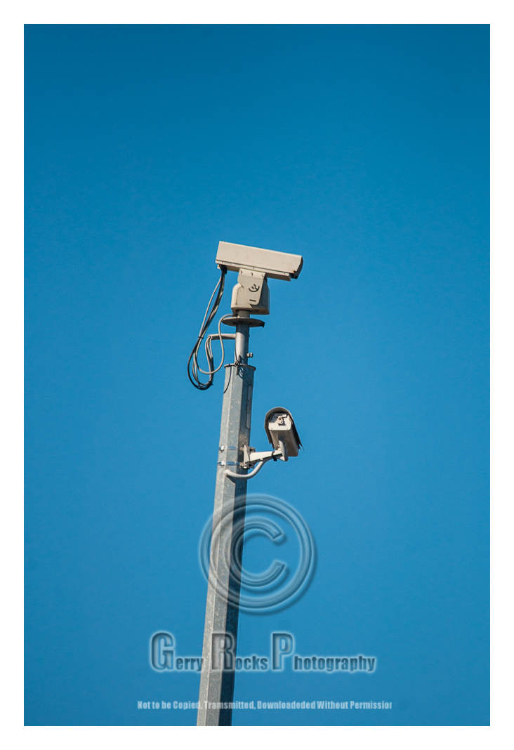 CCTV Camera at Moggill Rd and Brookfield Rd Roundabout