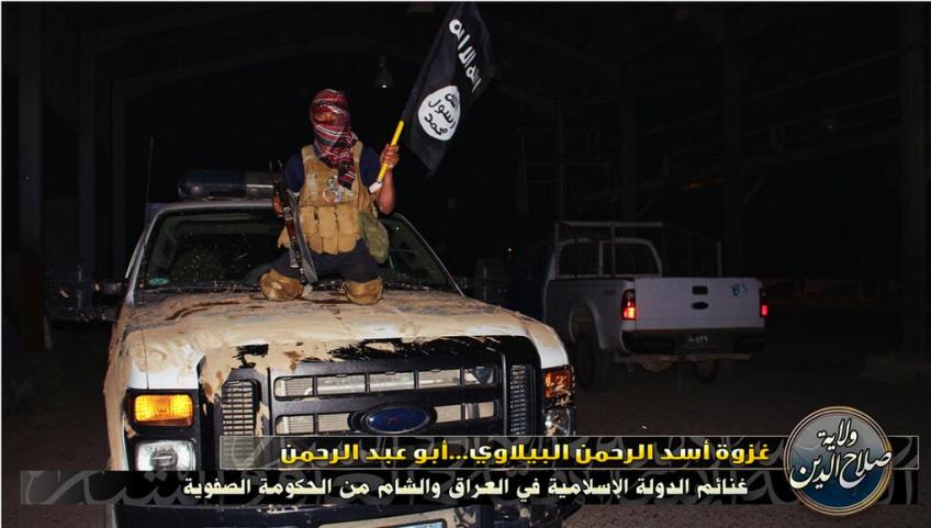 ISIS Claims Massacre of Iraqi Soldiers012