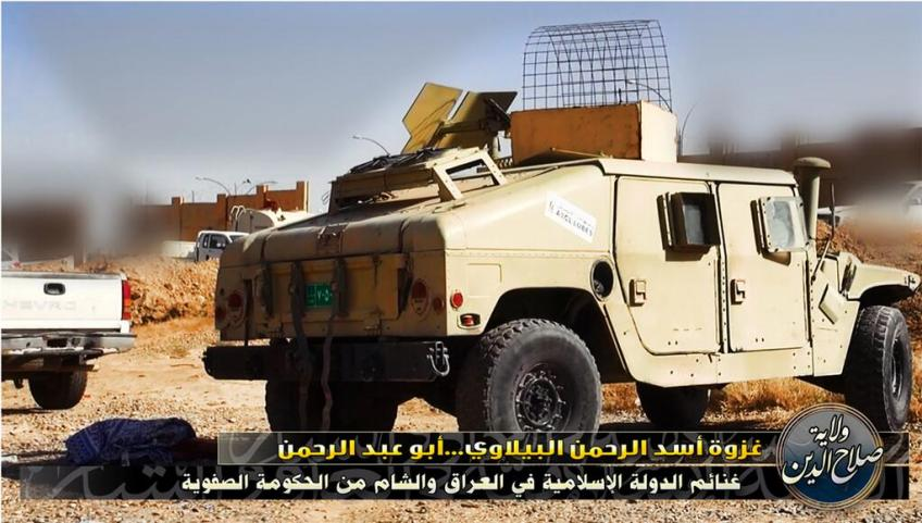 ISIS Claims Massacre of Iraqi Soldiers015