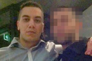 Mahmoud Hamzy (left), a member of the Brothers 4 Life gang, was shot dead in 2013.