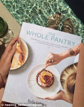 Belle Gibson Cancer charity scandal012