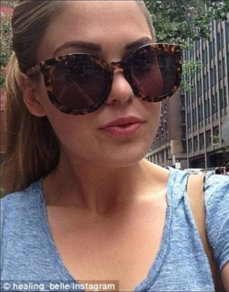 Belle Gibson Cancer charity scandal013