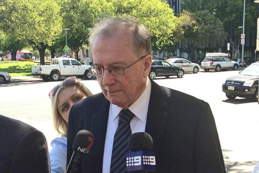 Stanislaus Hogan will be able to seek parole in 10 months, what a complete insult
