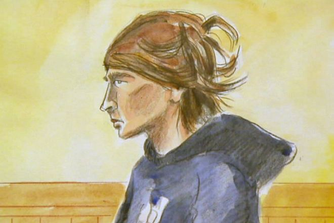 Caleb Jakobsson court sketch