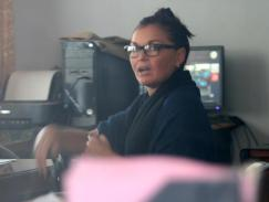 001_September 2015_ Schapelle Corby pictured at the Parole Board Office for her monthly meeting in Denpasar, Bali