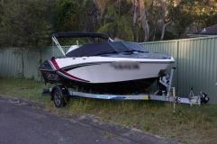 As well as $15 million in cash, police seized a boat, cars, motorbikes and two aircraft. AFP