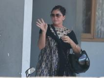August 2014_ Schapelle Corby visits the parole board for her monthly report as a parole condition