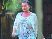May 2014_ Schapelle Corby in Kuta,Bali