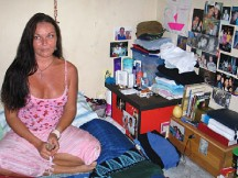 Schapelle Corby in her cell in Bali